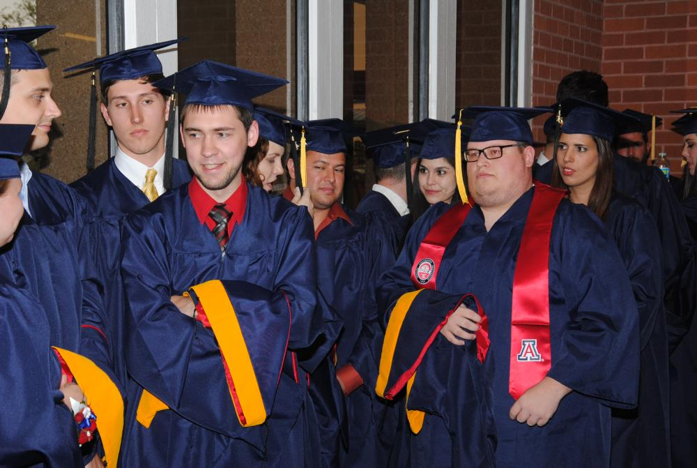 Photo of GIDP Students Graduating