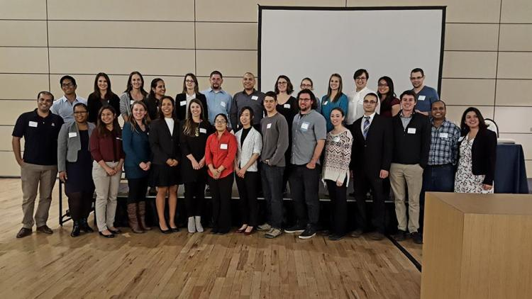 10th Annual GIDP Student Research Showcase 2016